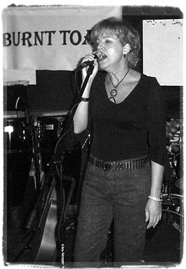 Joyce Crawford-Ford on Vocals